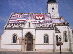 Seramik Çatılı Kilise-Upper Town
