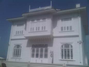Mütareke Binası